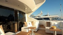 Crazy Too -  Aft Deck 2