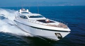 Motor yacht CRAZY TOO