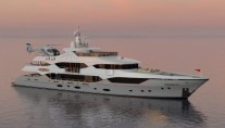 Custom 164 (50M) Series yacht by Christensen