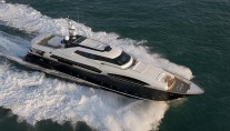 Custom Line 124 Superyacht