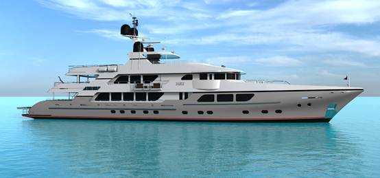Motor Yacht Project 2GES