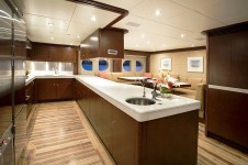 DE LISLE III -  Galley