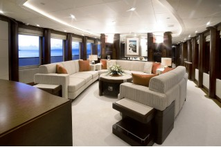 DE LISLE III - Main Deck Lounge