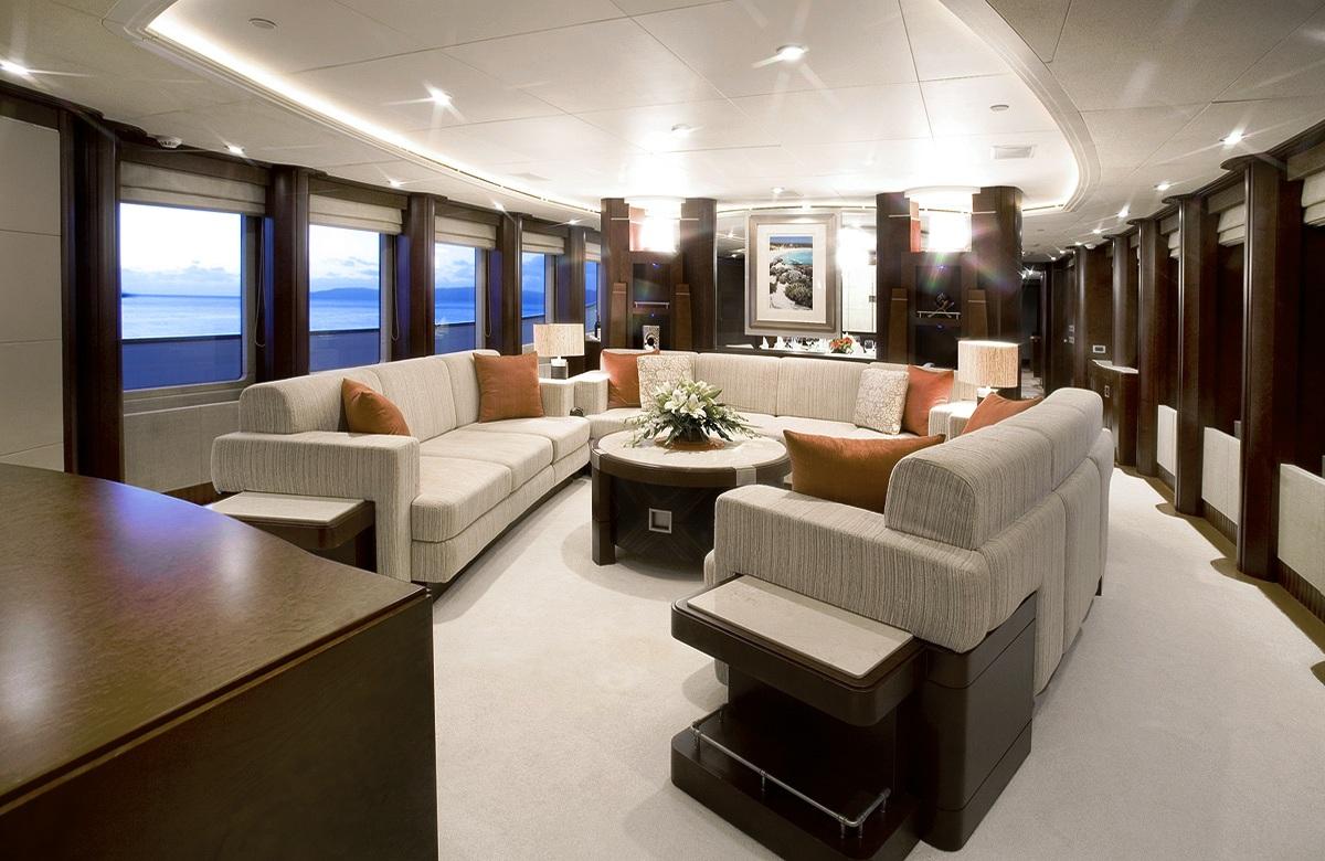 De Lisle Iii Yacht Charter Details Gulf Craft