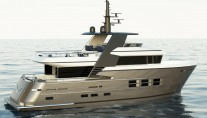 DEY24 Yacht - side view