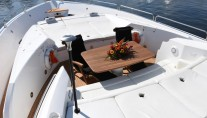 DOUBLE D - Foredeck view