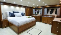 DOUBLE D - Master stateroom