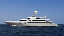 65M Motor Yacht DOUBLE DOWN (ex LADY LAU)