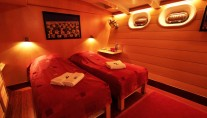 DOUCE FRANCE - Guest cabin twin