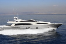 Motor yacht DRAGON