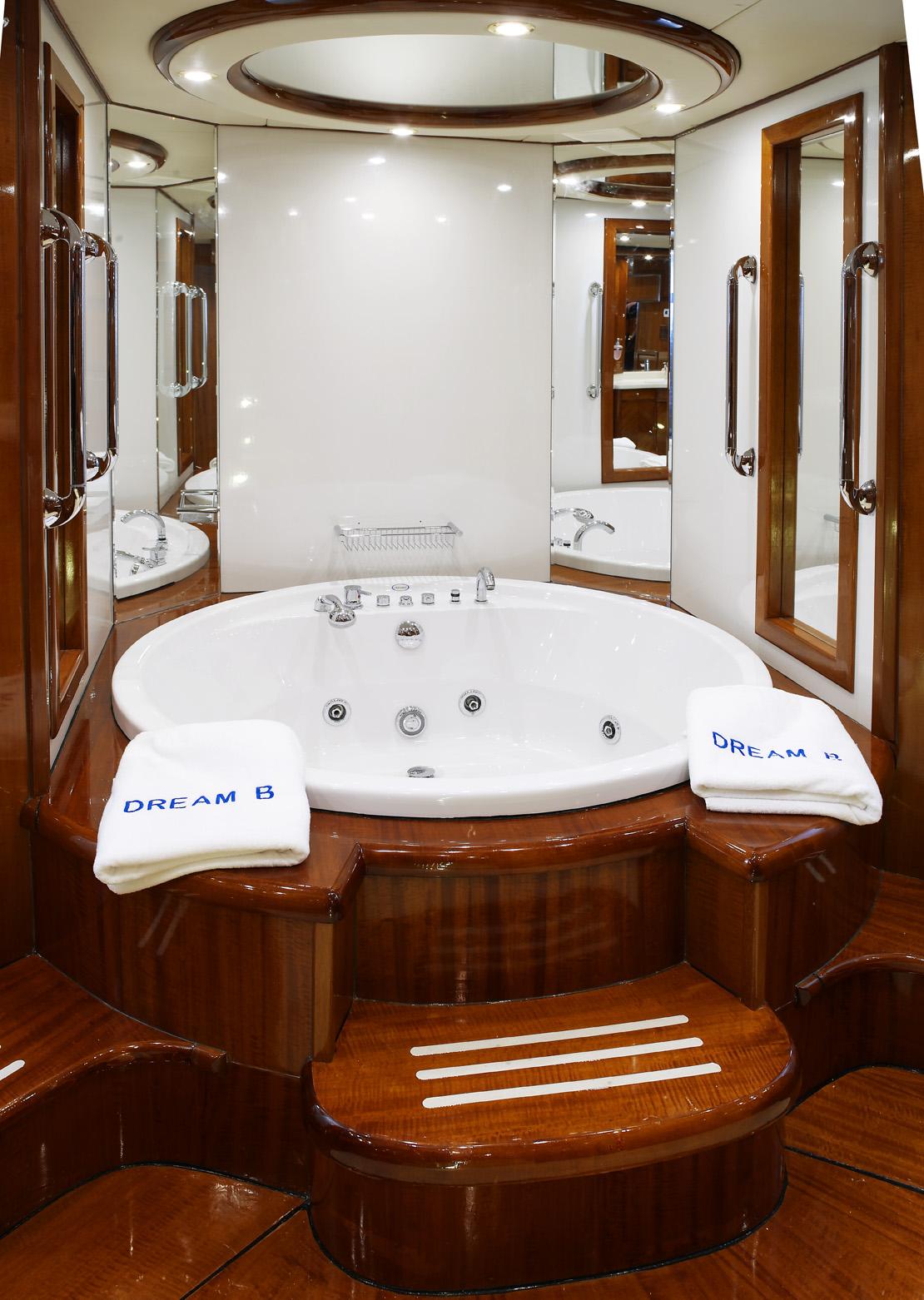 Dream b master bathroom luxury yacht browser by for Dream master bathroom