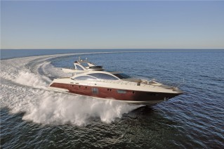 DUKE Sistership Azimut 103 S Running 1
