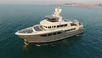 Darwin Class 107 Yacht STORM by Cantiere delle Marche
