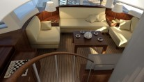 Details of the Noah 76 Catamaran interior