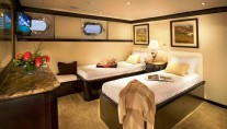 Devotion Twin Stateroom