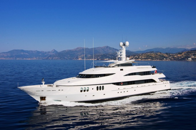 Motor yacht Diamond A