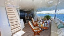 Diamond Girl -  Aft Deck
