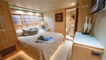 Diamond Girl -  Starboard Guest Cabin