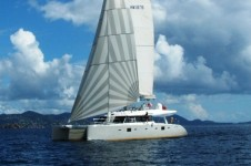 Catamaran�Diamond Girl II