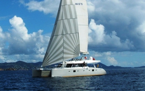 Catamaran Diamond Girl II