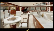 Diamonds Are Forever Superyacht Sky Lounge