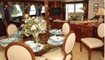 Dining-Room-on-the-Prestige-Lady-Superyacht
