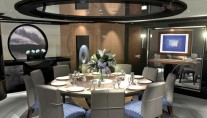 Dining-aboard-AGAT-yacht