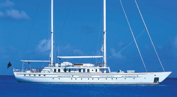Motor Sailor Yacht DIONE STAR (ex Colombaio Star)