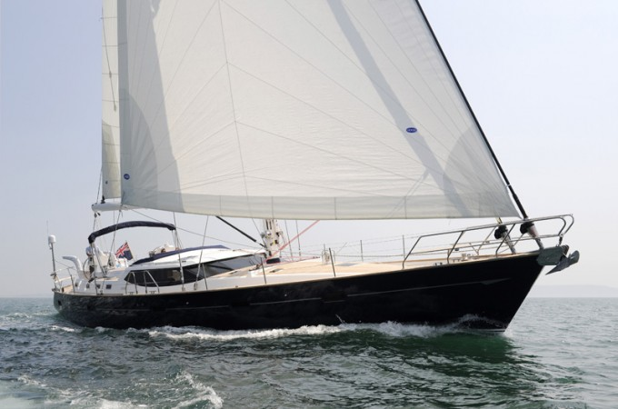 Sailing Yacht�MORE MAGIC