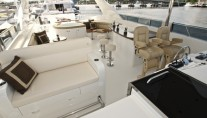 Donna Marie luxury superyacht exterior spaces