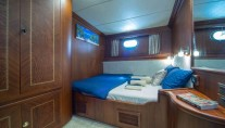 Double bed cabin Alba