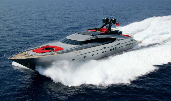 Motor Yacht Griffin
