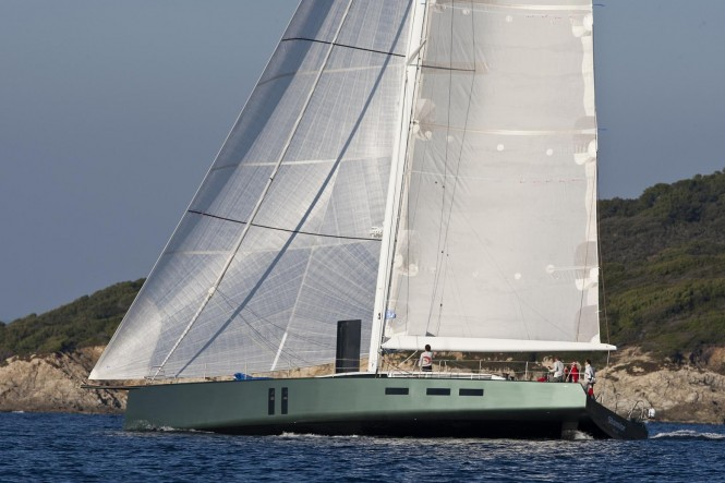 Sailing Yacht DREAM 67 Shamlor