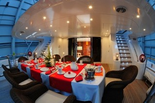 Dream On -  Aft Deck