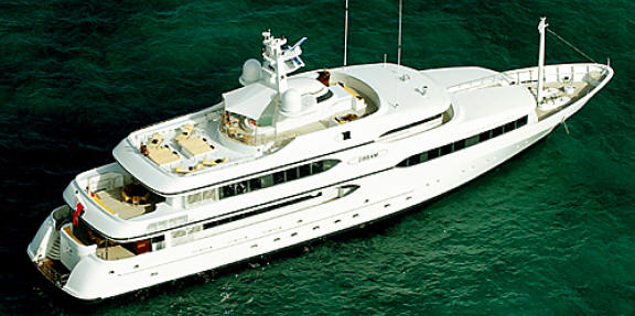 Motor Yacht 'Dream'