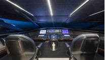 Dreamline 34m superyacht - Wheelhouse