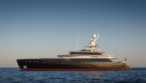 Dubois-designed 46m Feadship superyacht KISS