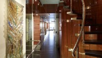 E&E yacht Staircase - Interior by Art-Line