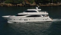 E88 super yacht Mineral Water by Horizon Yachts