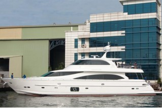E88 superyacht Mechtilda