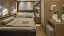 EIGHT - lower deck VIP cabin