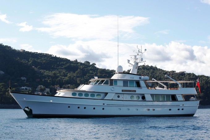 Motor Yacht C-SIDE  (ex ELEANOR ALLEN)
