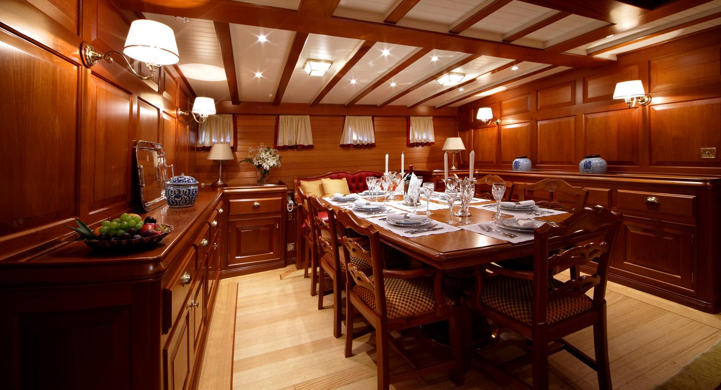 Elena Yacht Charter Details Herreshoff Classic Sailing