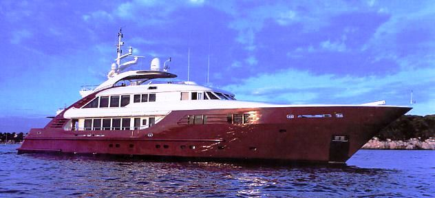 Luxury yacht ELLIX TOO