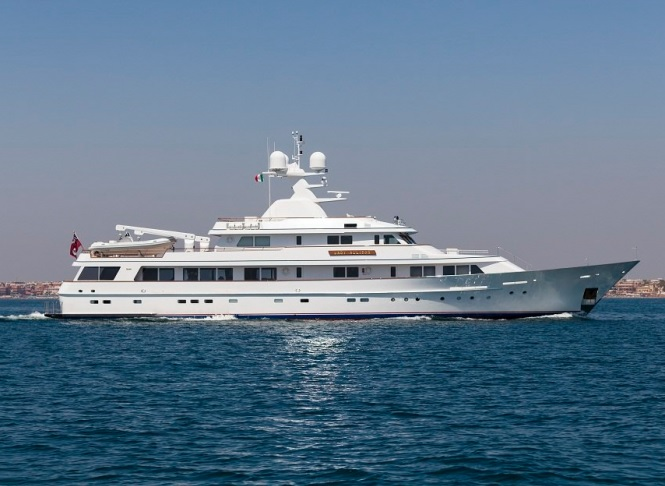 Motor Yacht ENDLESS SUMMER (Ex Carmac VII, Lady Allison, Matanthar)
