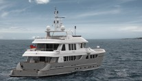 EP115 superyacht Tango 5 - aft view