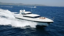 Mangusta (Overmarine) Charter Yachts in Cannes