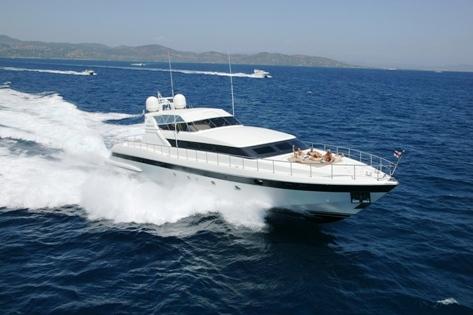 Motor Yacht Equilibrium