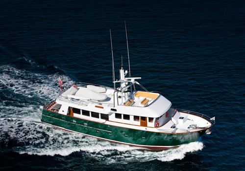 Motor Yacht  Escapade