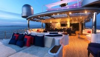 EXCELLENCE V -  Bridge Deck Aft